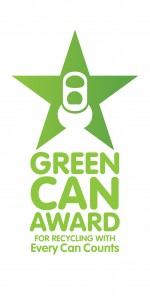 GREEN CAN AWARD