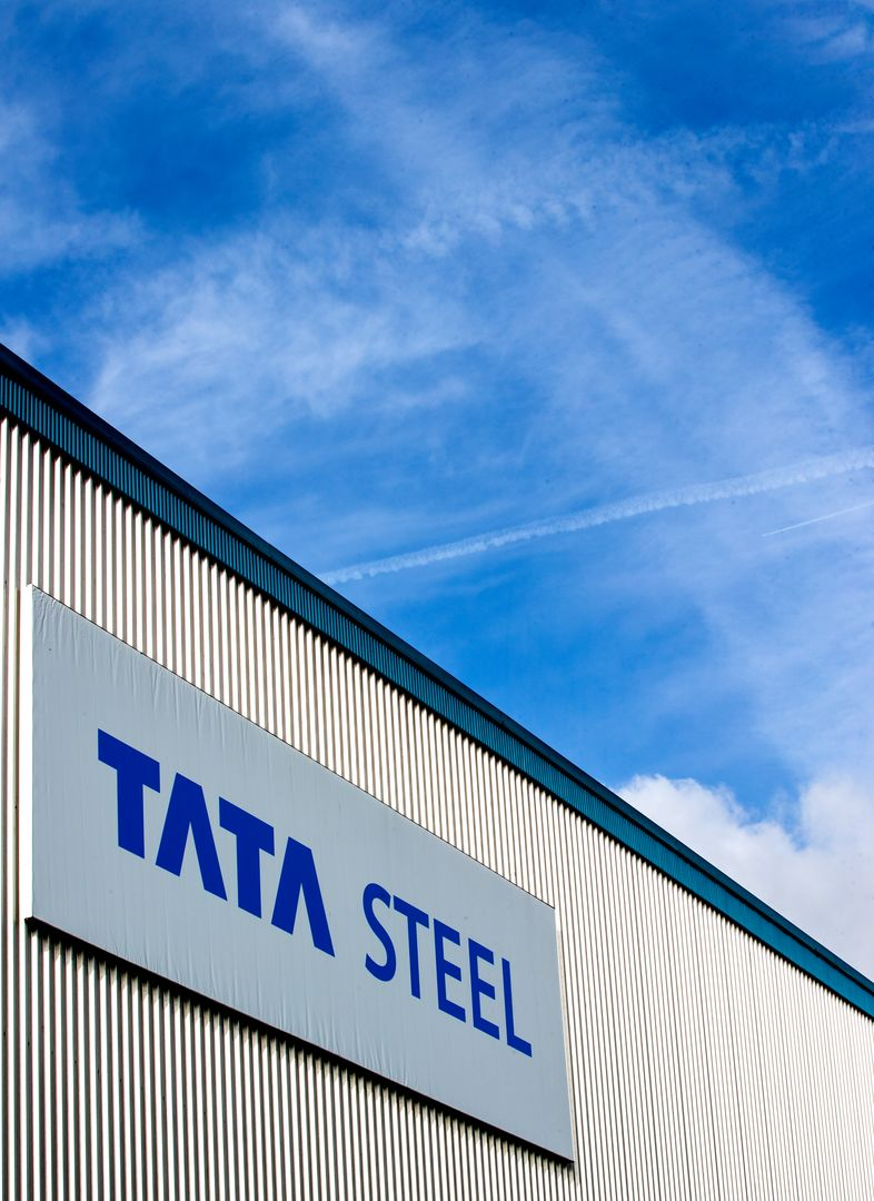 Tata Steel manufacturing site building