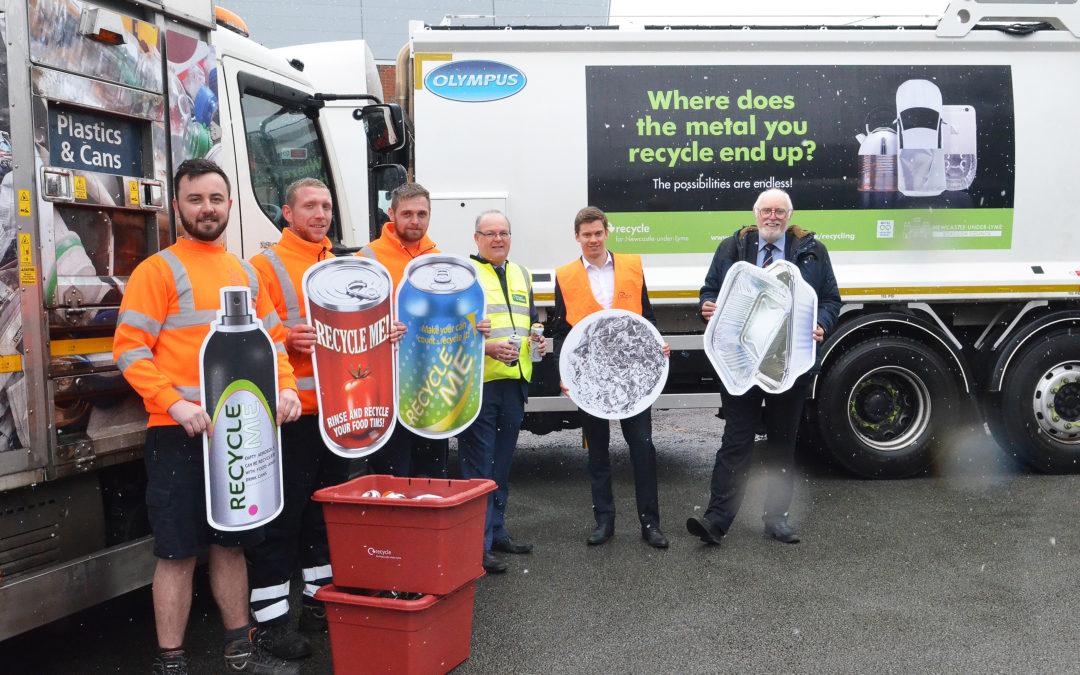 Newcastle-under-Lyme launch MetalMatters